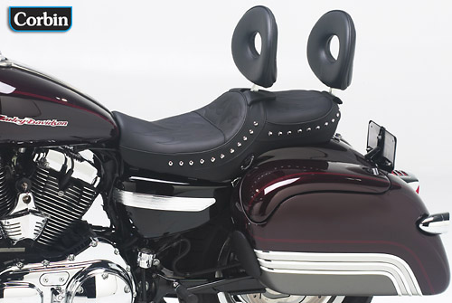 harley davidson sportster 2007 xl custom dual touring. Black Bedroom Furniture Sets. Home Design Ideas